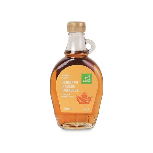 Canadian Maple Syrup Grade A Ecor 250ml