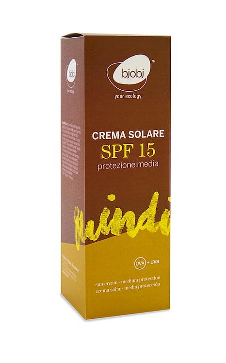 Sun Cream - Medium Protection SPF15 100ml
