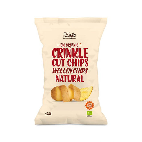 Potato Chips - Crinkle Cut 125g Tra'fo
