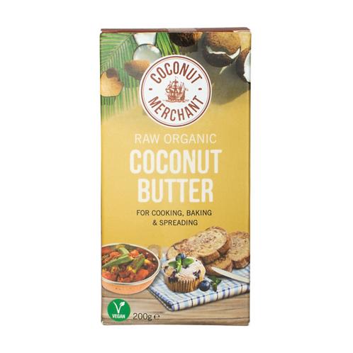 Raw Coconut Butter 200g Coconut Merchant