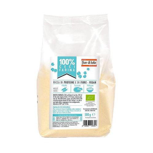 Chickpea Flour 500g Fior Di Loto