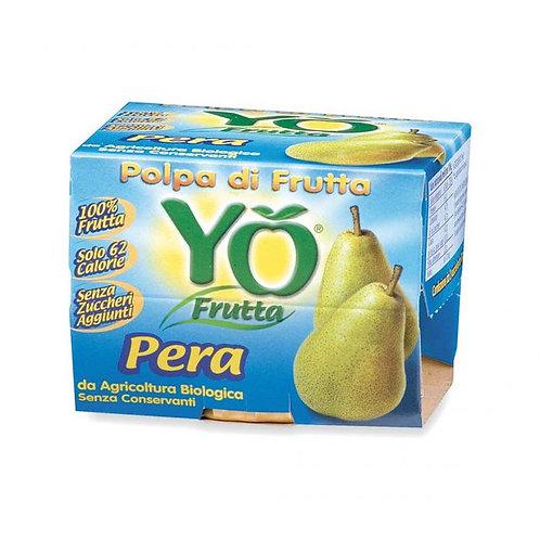 Yo Frutta Pear Pulp 200g