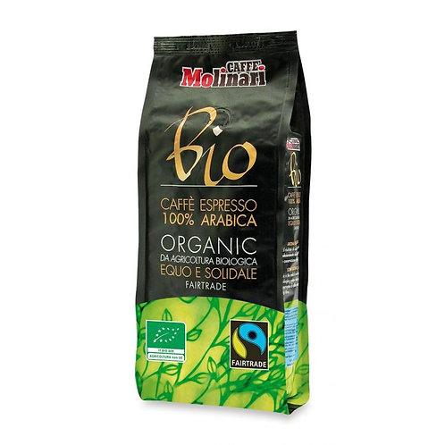 Roasted Organic Coffee Beans 500g
