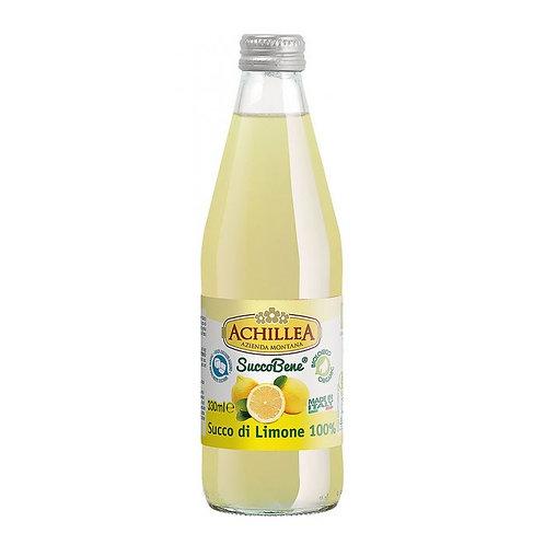 Lemon Juice 330ml Achillea