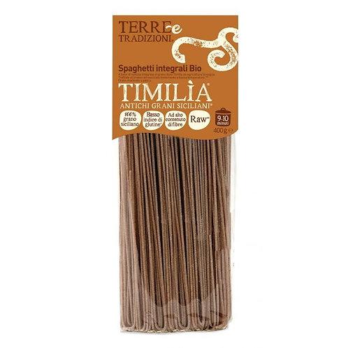 Wholewheat Timilia Spaghetti 400g