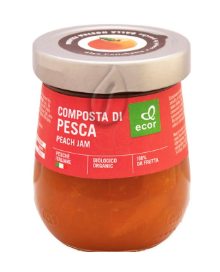 Peach Jam 300g
