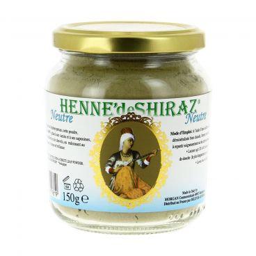 Henne De Shiraz Neutral 150g