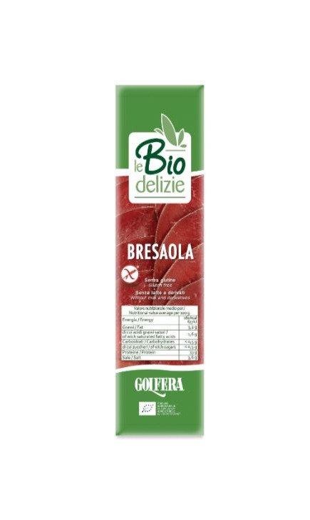 Sliced Bresaola 80g