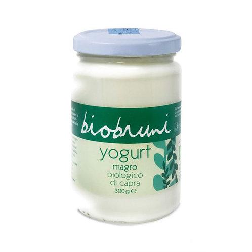 Low-Fat Goat Yogurt 300g BioBruni