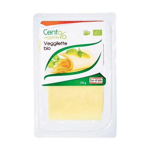 Vegan Sliced Cheese 150g Cent%vegetale