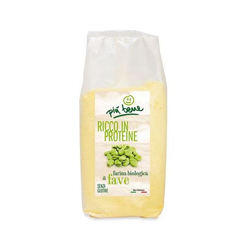 Gluten-Free Hulled Broad Bean Flour 350g