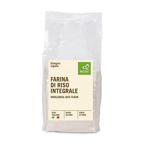 Wholemeal Rice Flour 500g Ecor
