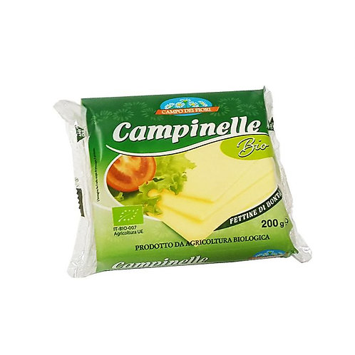 Sliced Cheese 200g Campinelle