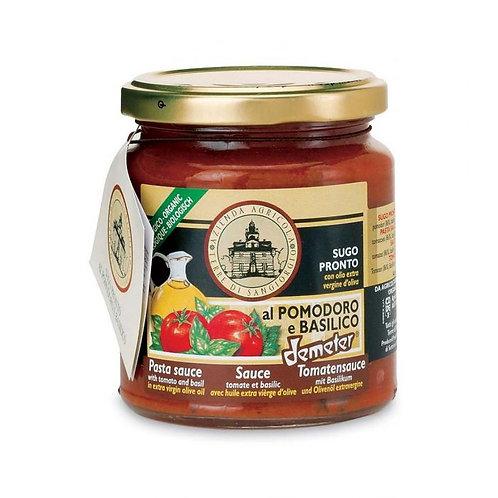 Tomato & Basil Sauce Terre di San Giorgio 300g
