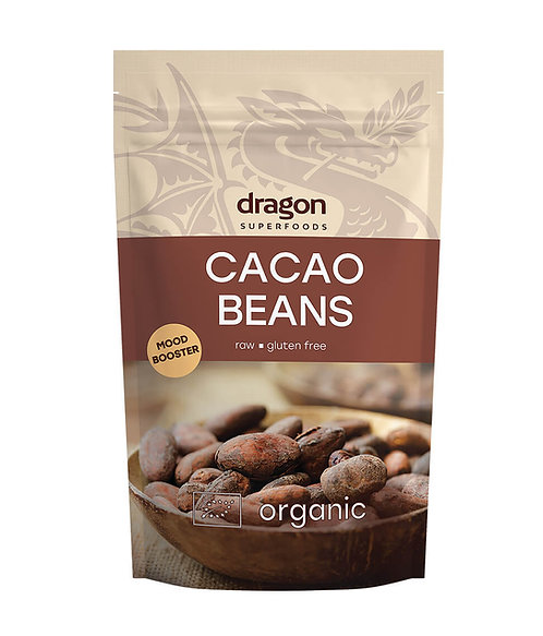 Raw Cacao Beans 200g