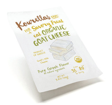 Organic Goat Cheese 150g