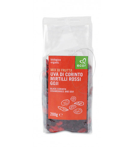 Mixed Red Fruit 200g