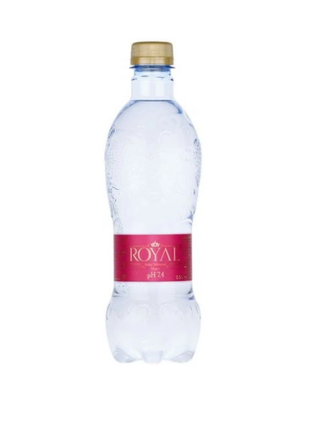 Baby Mineral Water pH 7.4 Royal Water 0.5L
