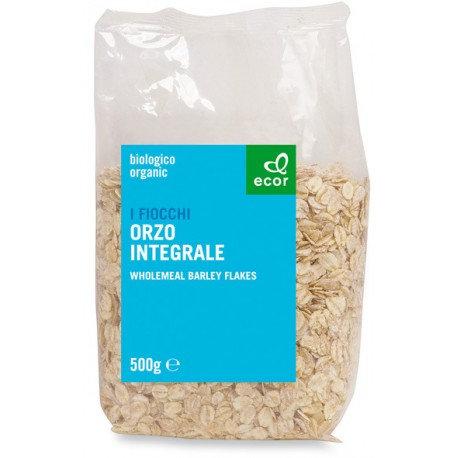 Wholemeal Barley Flakes 500g