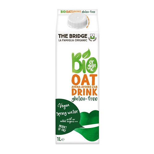 Oat Drink Gluten-Free The Bridge 1L