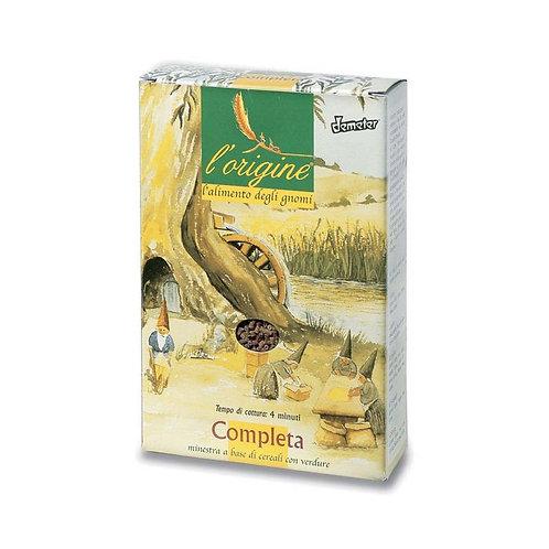 Durum Wheat Semolina Pasta with Cereals & Vegetables 250g