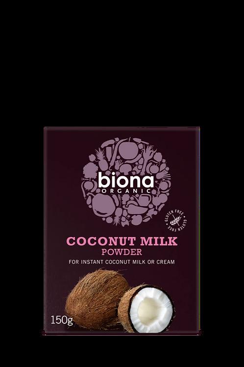 Coconut Milk Powder for Instant Coconut Milk or Cream 150g