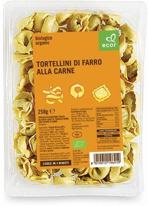 Tortellini Meat  Farro 250g