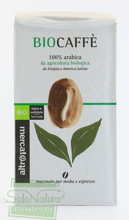 100% Ground Arabic Coffee for Moka & Espresso 250g