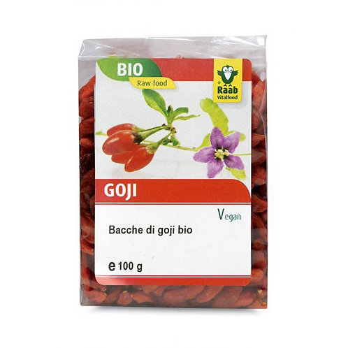 Dried Goji Berries Raab 100g
