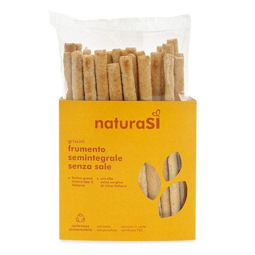 Semi-Wholemeal Wheat Grissini 150g NaturaSi