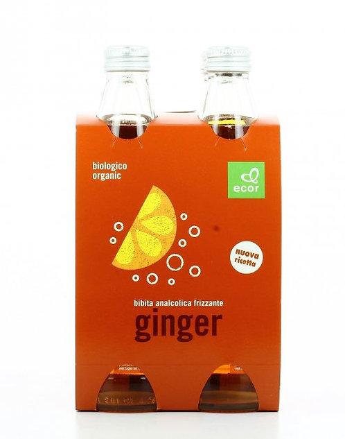 Ginger Sparkling Soft-Drink 4x330ml