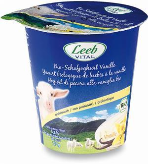 Vanilla Sheep Yoghurt 125g