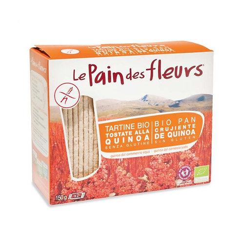 Gluten-Free Quinoa Crispbread 150g