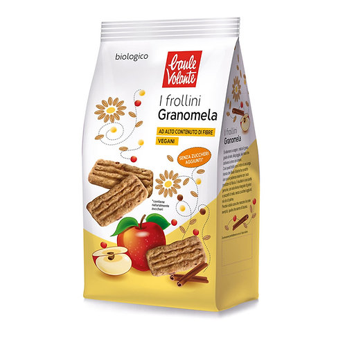 Wheat Biscuits with Apple & Cinnamon 250g