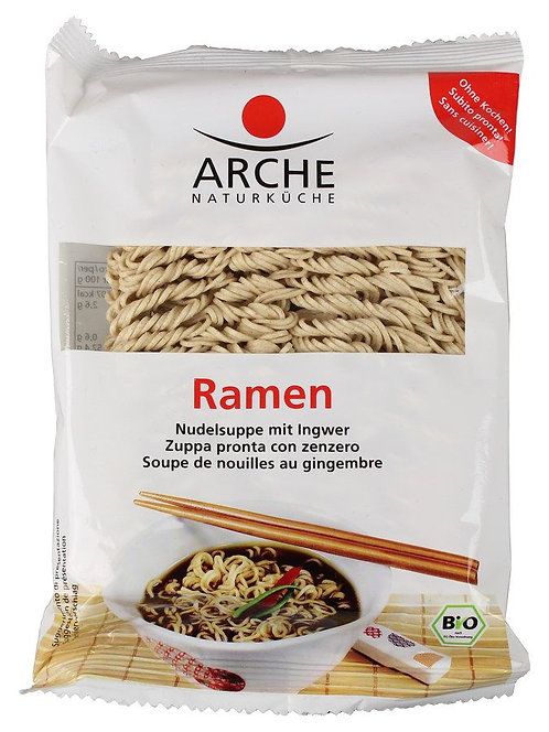 Ramen - Japanese Noodle Soup With Ginger 180g