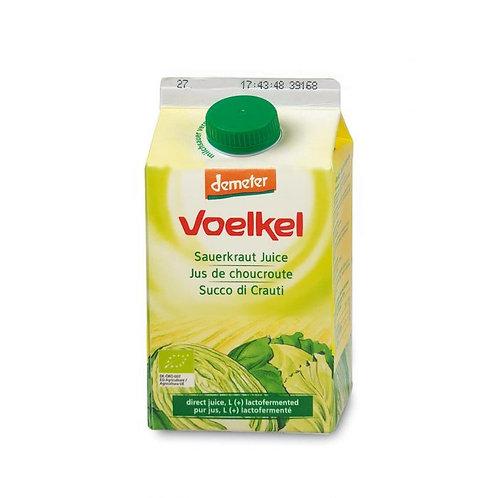 Sauerkraut Juice 500ml Voelkel