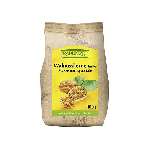 Halved Shelled Walnuts 100g