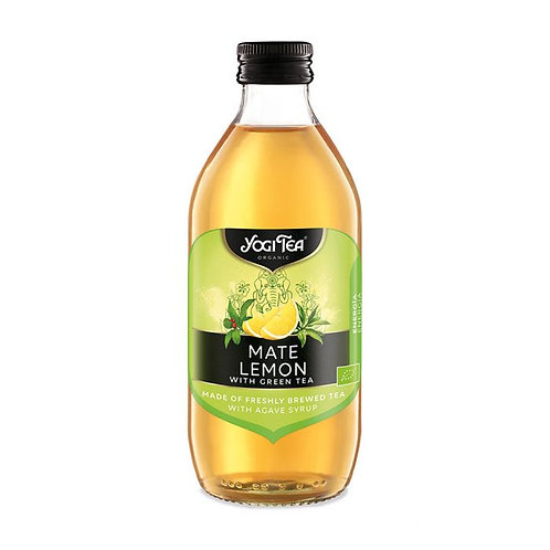 Yogi Tea Yerba Mate & Lemon 330ml