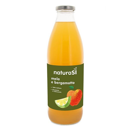 Apple & Bergamot Drink 1L NaturaSi