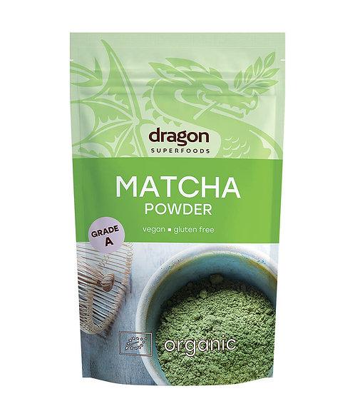 Grade A Matcha Powder 100g Dragon Superfoods