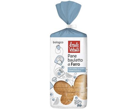 Sliced Spelt Loaf Baule Volante 400g