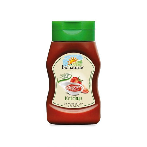 Tomato Ketchup Squeeze 290g Bionaturae