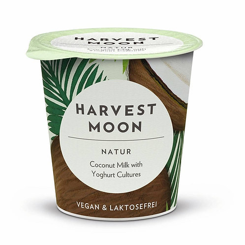 Coconut Natural Yogurt 125g Harvest Moon