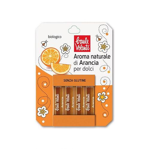 Natural Orange Flavour for Sweets 8ml Baule Volante