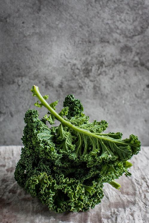 Kale Curly Leaf  - Per Kg