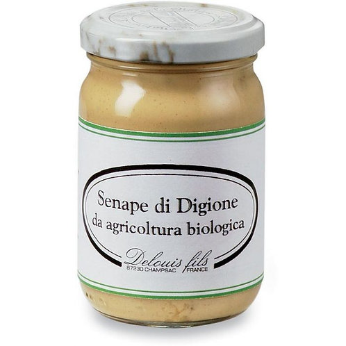 Dijon Mustard 200g Delouis