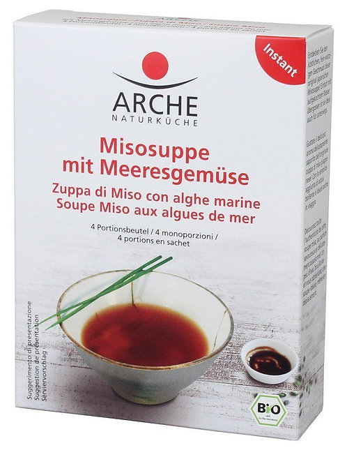 Miso Soup with Seaweed 60g
