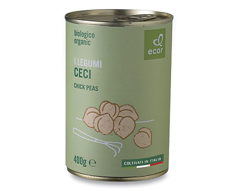 Chickpeas in Can 400g