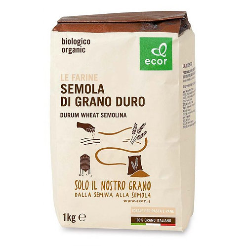 Durum Wheat Semolina 1kg
