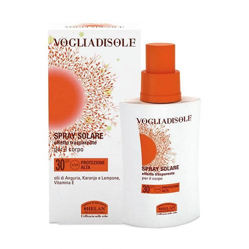 Suntan Spray 30SPF 125ml Vogliadisole